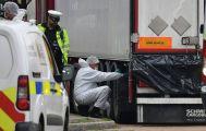 英国死亡货车调查结果公布:39人死于窒息缺氧和体温过高