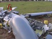 叙利亚击落土耳其战机!摔成好几截,土军吹嘘的强悍机型灰飞烟灭