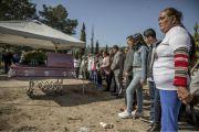 触目惊心!今年1月墨西哥每日有10名女性被杀害