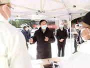 武汉市委书记不打招呼暗访小区 发现一个管理漏洞