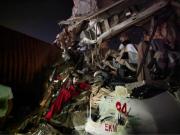 印度南部发生严重车祸 已造成21人死亡23人受伤