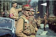 二战前,希特勒统治下的德国是咋样的?4张图颠覆认知