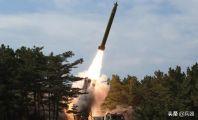 朝鲜打出超大型火箭弹,多图曝光!向美国示威,喷射出冲天怒火