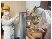 警惕!新冠肺炎患者家中和办公场所病毒检测有重要发现