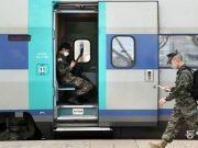 美国封锁驻韩基地 禁止非必要人员进入
