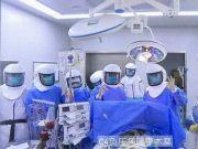 新冠肺炎首例肺移植:肺已萎缩成豆腐干样