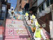 韩国再现集体感染:一教会一天新增40例新冠肺炎确诊病例