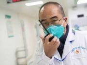 武汉金银潭医院院长:全院感染21人 1天50多个卫生员辞职
