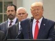 特朗普将引用国防生产法扩大口罩生产 以应对疫情
