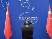 """蓬佩奥称新冠病毒为""""武汉冠状病毒""""外交部谴责"""