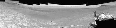 18亿像素火星全景照出炉 由1000多张图像合成!