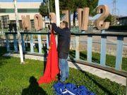 患难见真情!意大利人降下欧盟旗帜 挂起中国和俄罗斯国旗