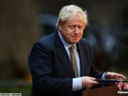 英国首相约翰逊新冠病毒检测呈阳性
