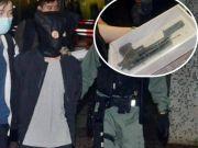 港警捣破武器库拘4人,检获近千颗弹头弹壳及疑似火药、手枪