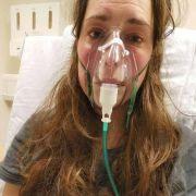 英国妈妈染新冠病毒痛苦到哭:脑袋像被砸,关节似火烧