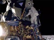 阿波罗登月是真是假?月球上没有发射基地,是如何返回地球?