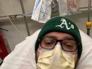 39岁男子讲述感染病毒体会:呼吸像刀割肺,如厕是跑马拉松
