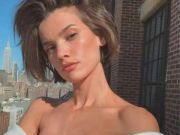 纽约模特忽然失踪!一年后,人们在巴西贫民窟发现了赤裸上身的她