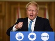 约翰逊因工资低计划6个月后辞职?英首相府否认