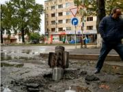 纳卡地区:首府发现近700枚未爆炸弹 多来自土耳其以色列