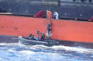 """""""振华7号""""中国籍船员遭海盗袭击受伤 意大利护卫舰实施援助"""