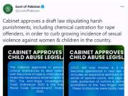 """巴基斯坦总理批准""""化学阉割""""!印度人看到后,纷纷""""艾特""""政府"""