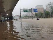 一场罕见的洪涝灾害,席卷了河南郑州,为什么这次的暴雨如此之大??