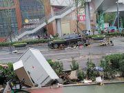 一小时雨量,相当于106个西湖!河南郑州的暴雨究竟有多恐怖?