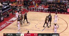 41分!中国男篮大败热火,可怕的13号新秀,姚明的举动让人心疼