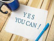 你们知道多少可以激励自己的句子呢?
