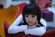 90后女孩王艺霖录制励志歌曲《给自己一双翅膀》