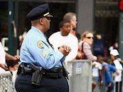 为什么感觉美国的警察都特别胖?