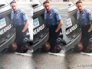 暴力执法致黑人男子乔治·弗洛伊德死亡事件,为什么允许路人拍摄?