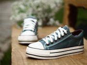 国产鞋遭鞋贩子炒作身价暴涨