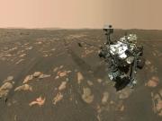 """NASA火星探测器""""毅力号""""发回全身照 与""""机智号""""直升机同框"""