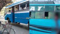 11岁女孩坐公交时伸头呕吐 遭迎面驶来卡车断首
