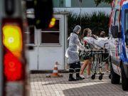 全球疫情:全球日增确诊近70万例