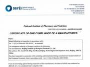 中国新冠疫苗首次获得欧盟GMP认证