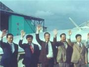 """大陆""""飞行员""""孙天勤逃到台湾,获得黄金7000两,他后来结局怎样"""