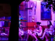 暗访城中村妓女群落:男人来去就像上厕所