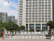 湖南省考83人作弊被通报