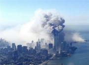 911事件著名死亡照:坠楼男子,在生命尽头,他做出了最后选择