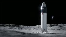 马斯克白高兴了?NASA暂停SpaceX187亿元登月舱合同