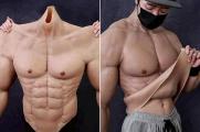 """疫情期间疏于锻炼 网上惊现""""完美身材服"""""""