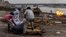 印度黑暗笔记:恒河浮尸 · 无人认领的骨灰 · 黑色的血液