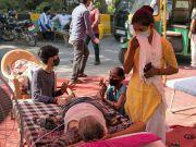 印度新冠患者妻子遭医护性骚扰:感到害怕不敢报警