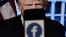 脸书宣布将特朗普账号封禁时间延长至2023年
