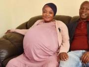 人类奇迹!南非妇女生下十胞胎
