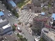 突发!湖南汝城7层民房垮塌,伤亡数字待核实,央视发声了
