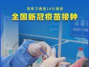 """中国新冠疫苗接种破14亿剂次 """"免疫长城""""构建中"""